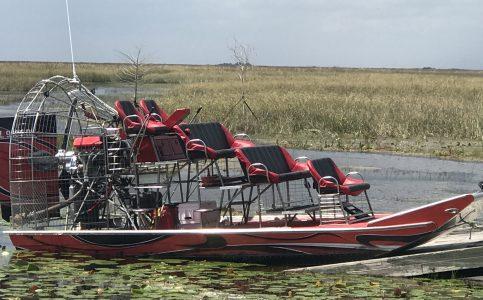 Airboat Rides Deerfield Beach