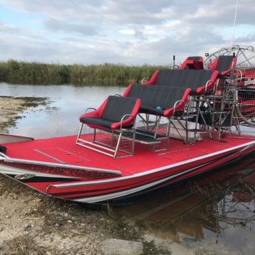 airboat rides deerfield airboat fun facts