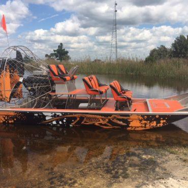 Florida Everglades tours airboat